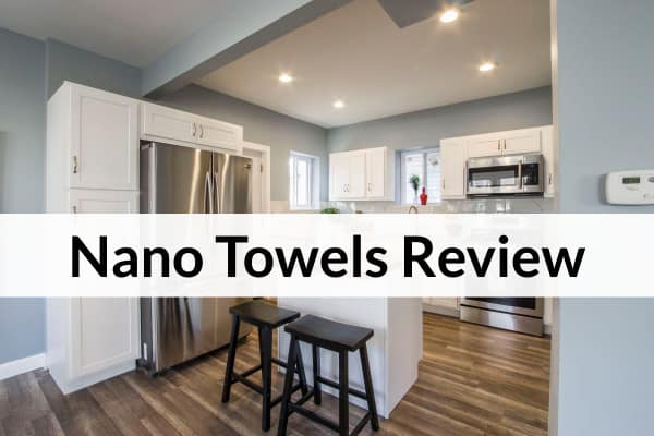 Nano Towels Review, clean