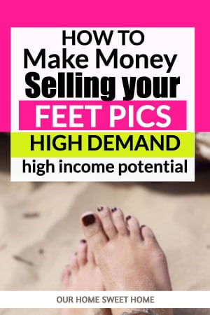 How To Sell Feet Pics Online, picture of feet