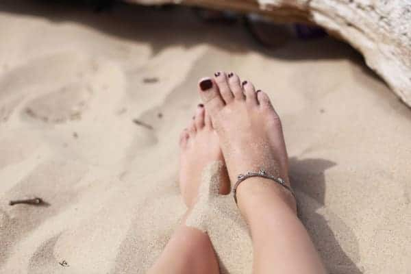 How To Sell Feet Pics, pic of woman's feet