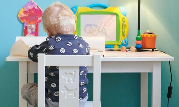 12 Best Homeschool Desk Ideas
