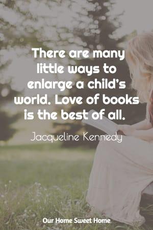Jacqueline Kennedy saying