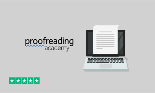 proofreading academy, website